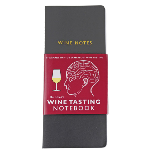 Delong's Wine Tasting Notebook