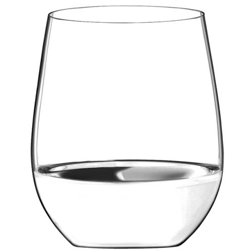 Riedel O Viognier Chardonnay Stemless Wine Glasses Set of 2