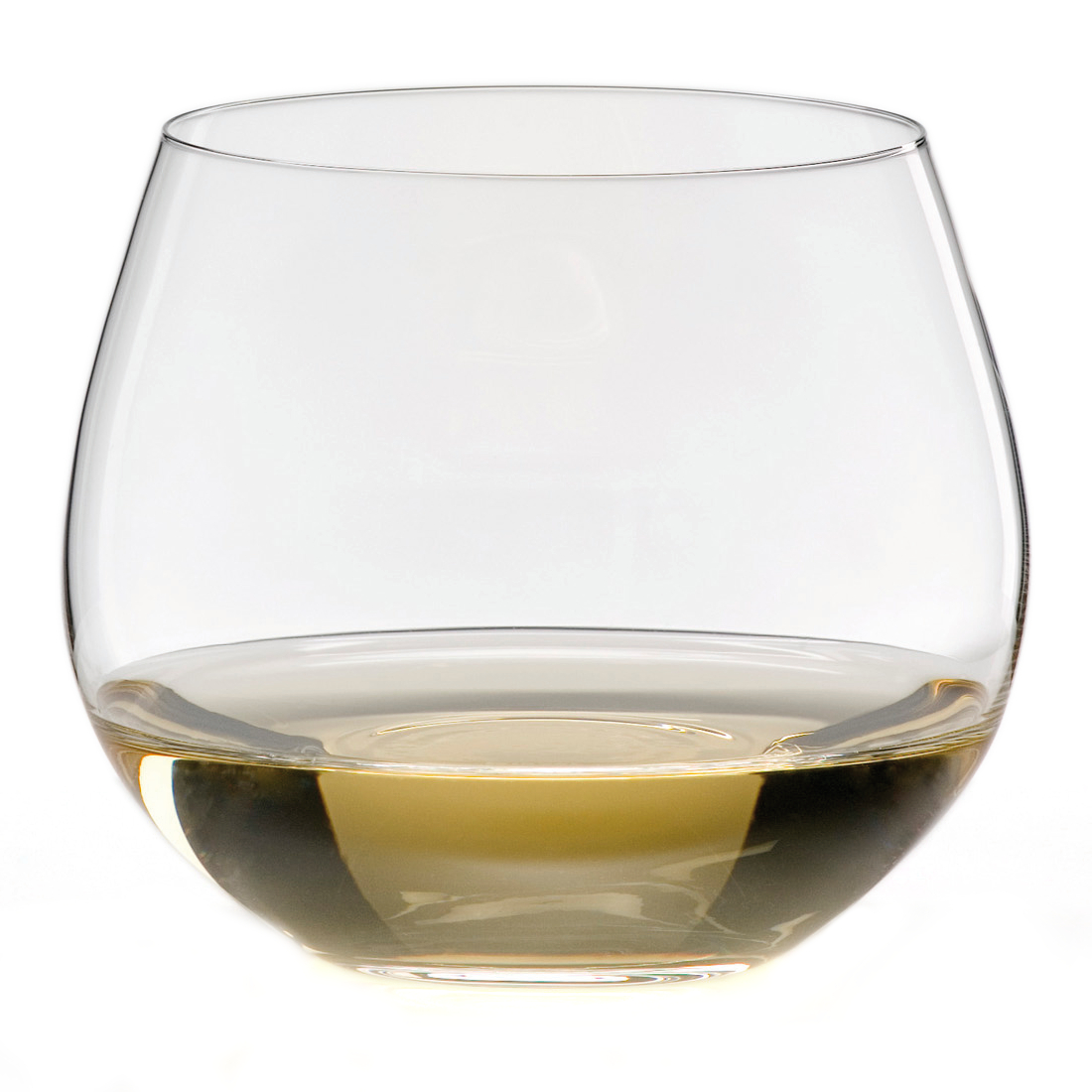 Riedel O Wine/Chardonnay Stemless Glasses, Set of 2