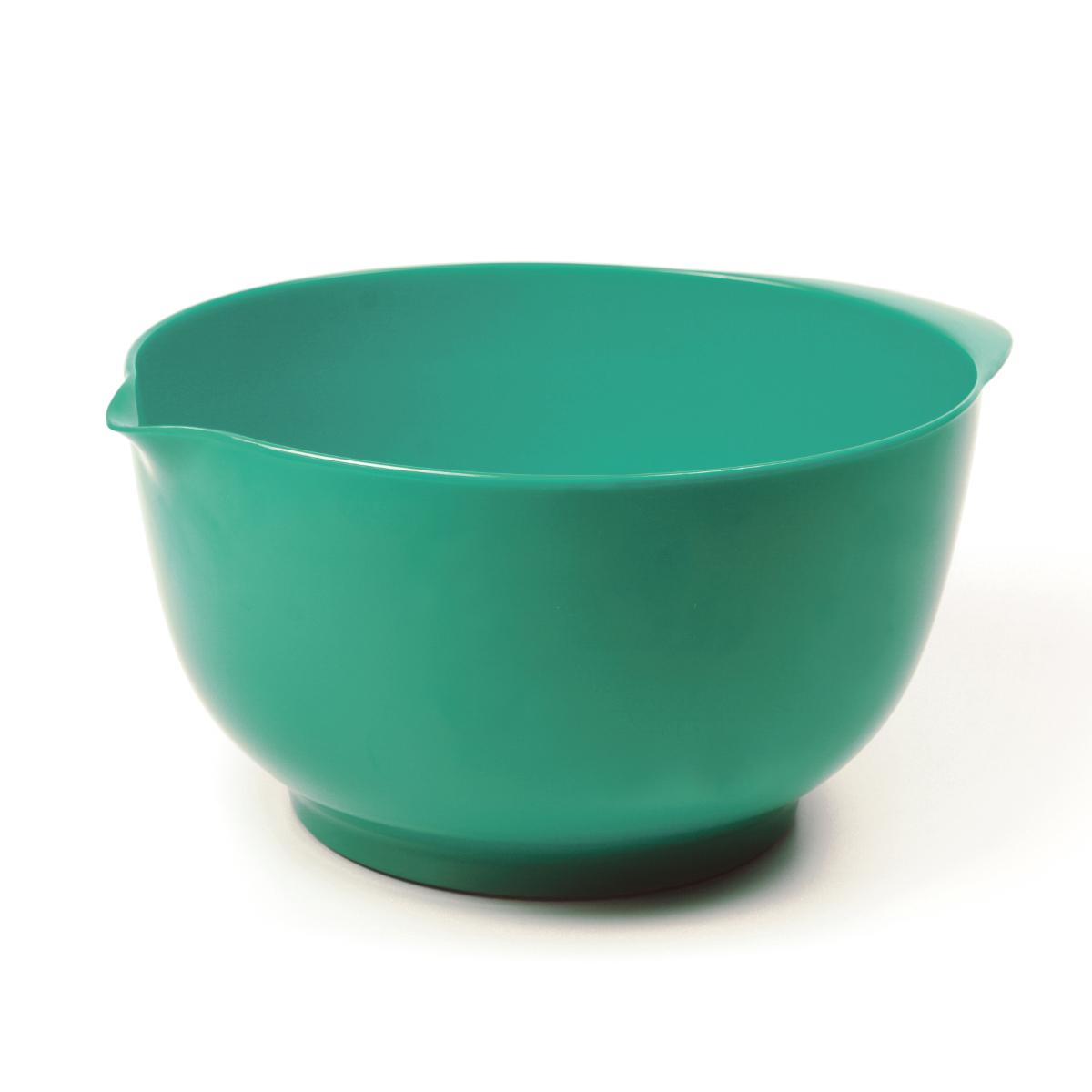 RSVP Turquoise Melamine 4 Quart Mixing Bowl