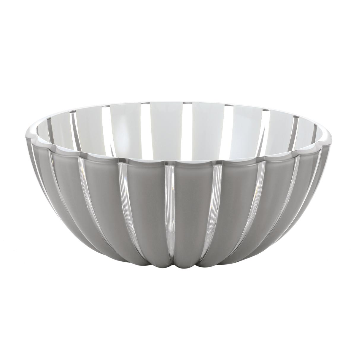 Guzzini Grace Grey 7.9 Inch Contentiore Medium Bowl