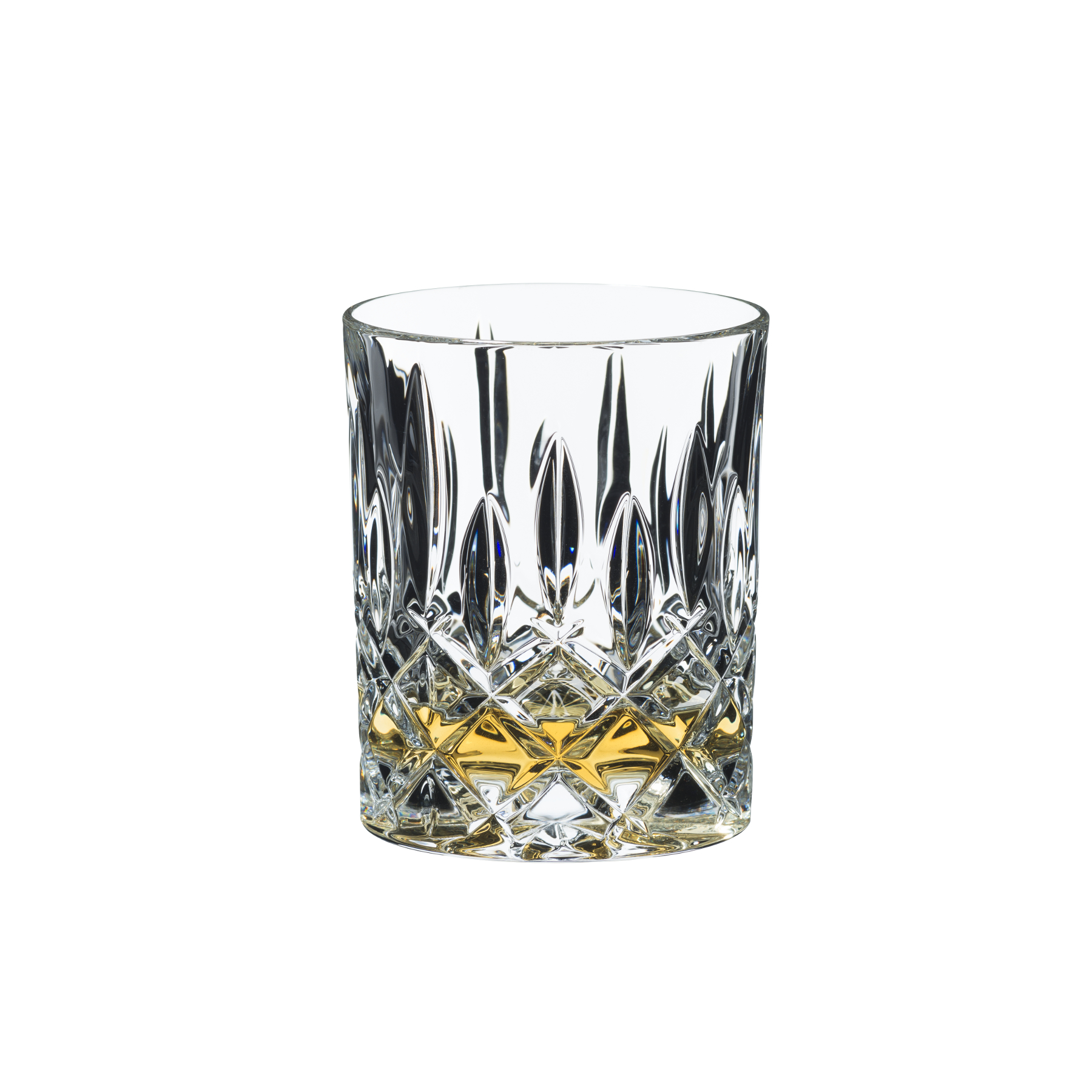 Riedel Tumbler Collection Crystal 10 Ounce Spey Whiskey Glass, Set of 2