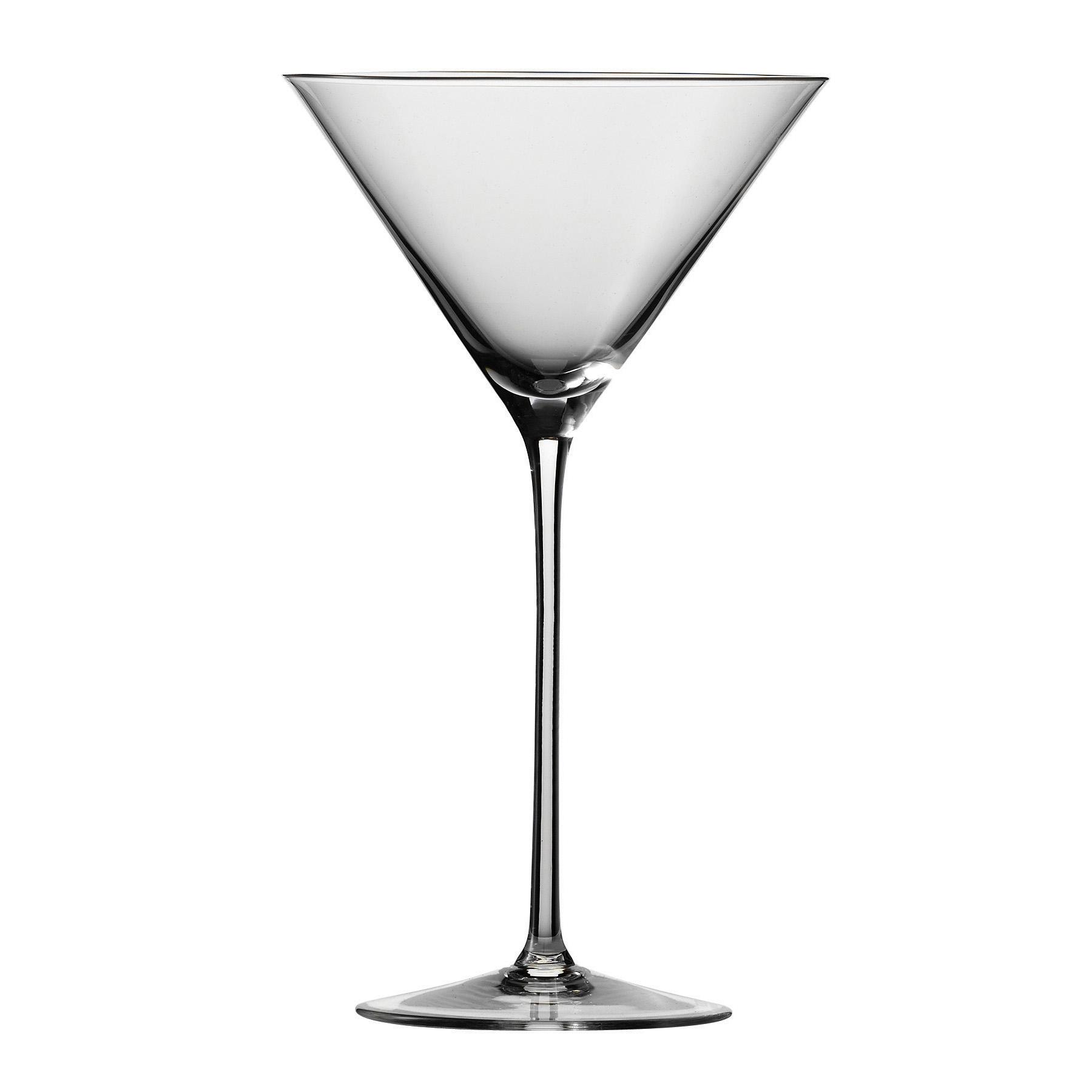 Schott Zwiesel Zwiesel 1872 Crystal 9.9 Ounce Enoteca Martini Glass, Set of 2