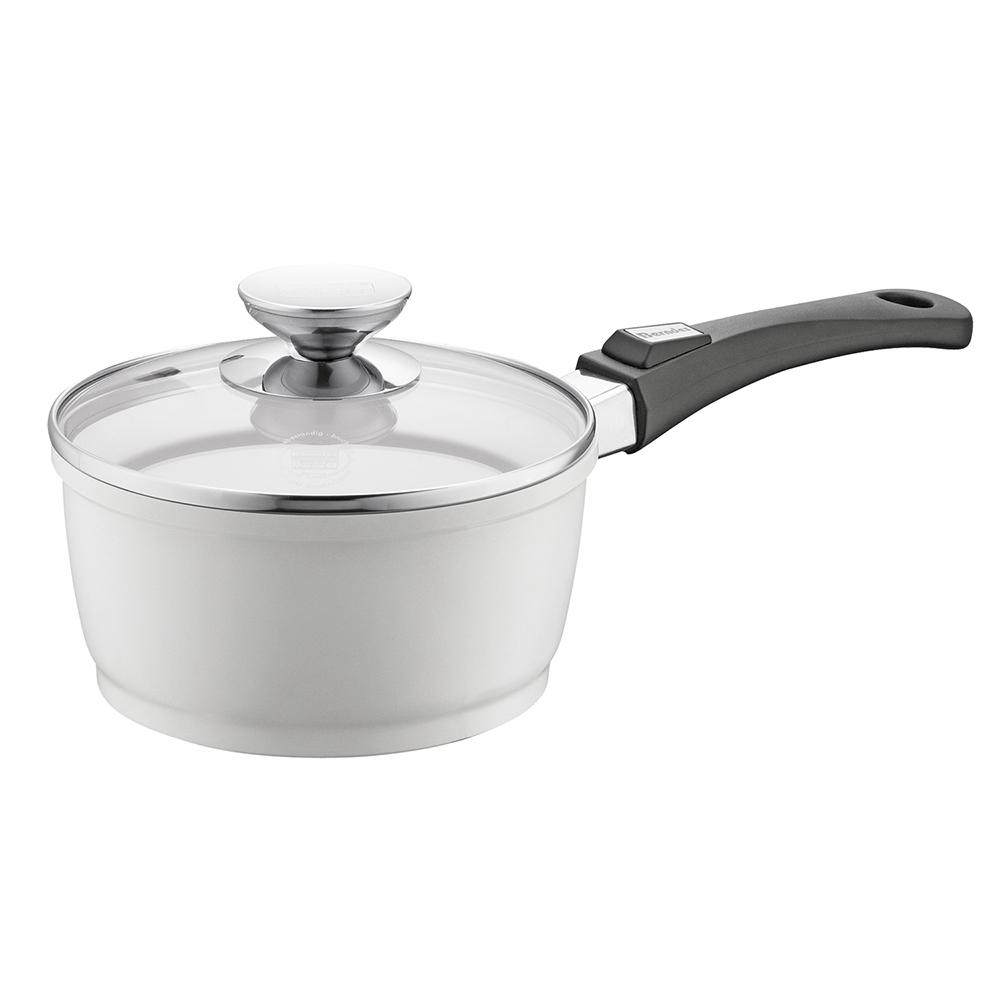 Berndes Vario Click Pearl Induction Covered 1.25 Quart Sauce Pan