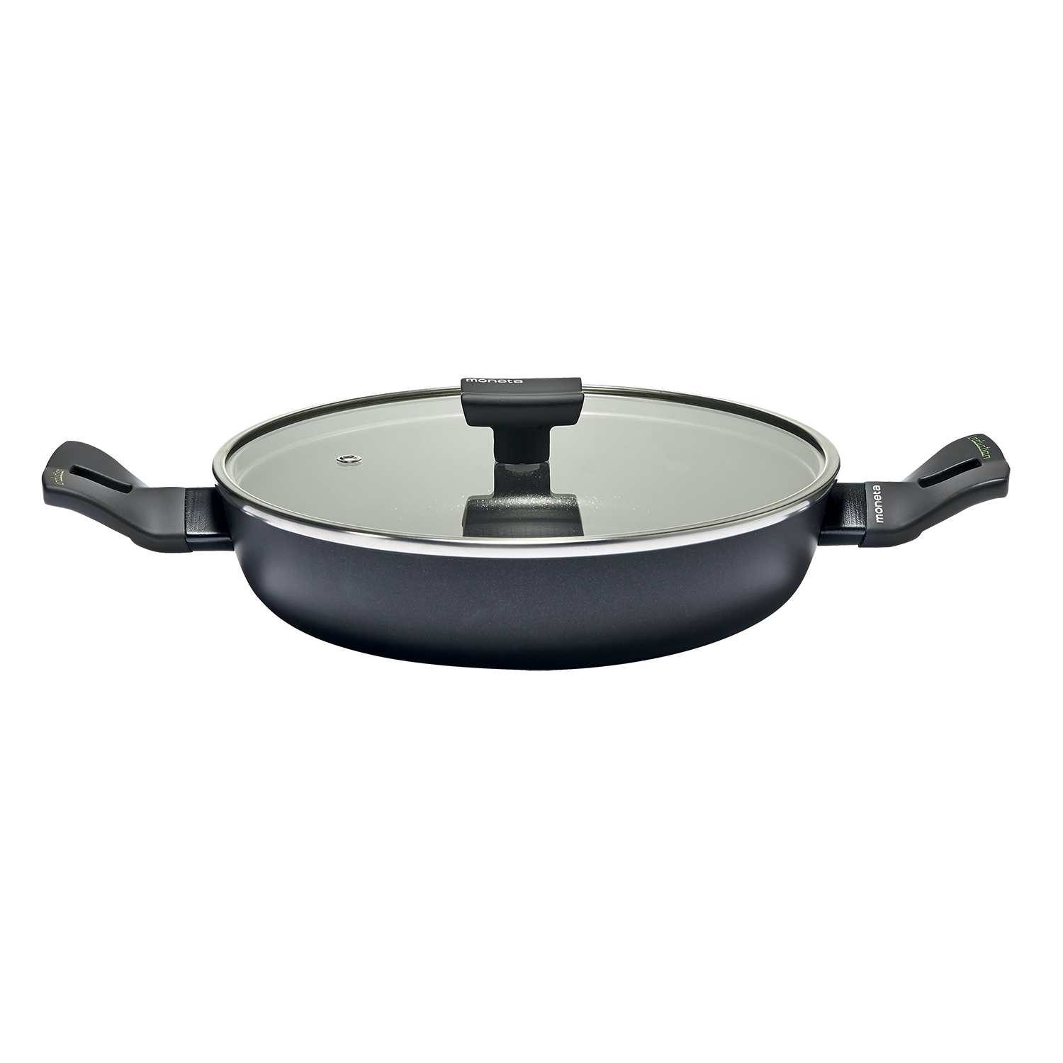 Moneta Nova Induction 10 Inch Sauté Casserole Pan