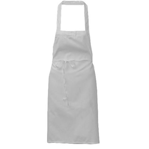 White Tie Waist Cooking Apron
