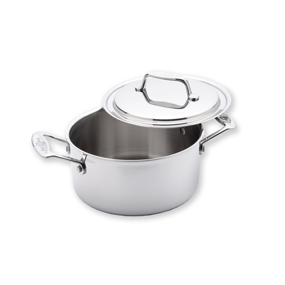 USA Pan 3 Quart Stockpot with Cover