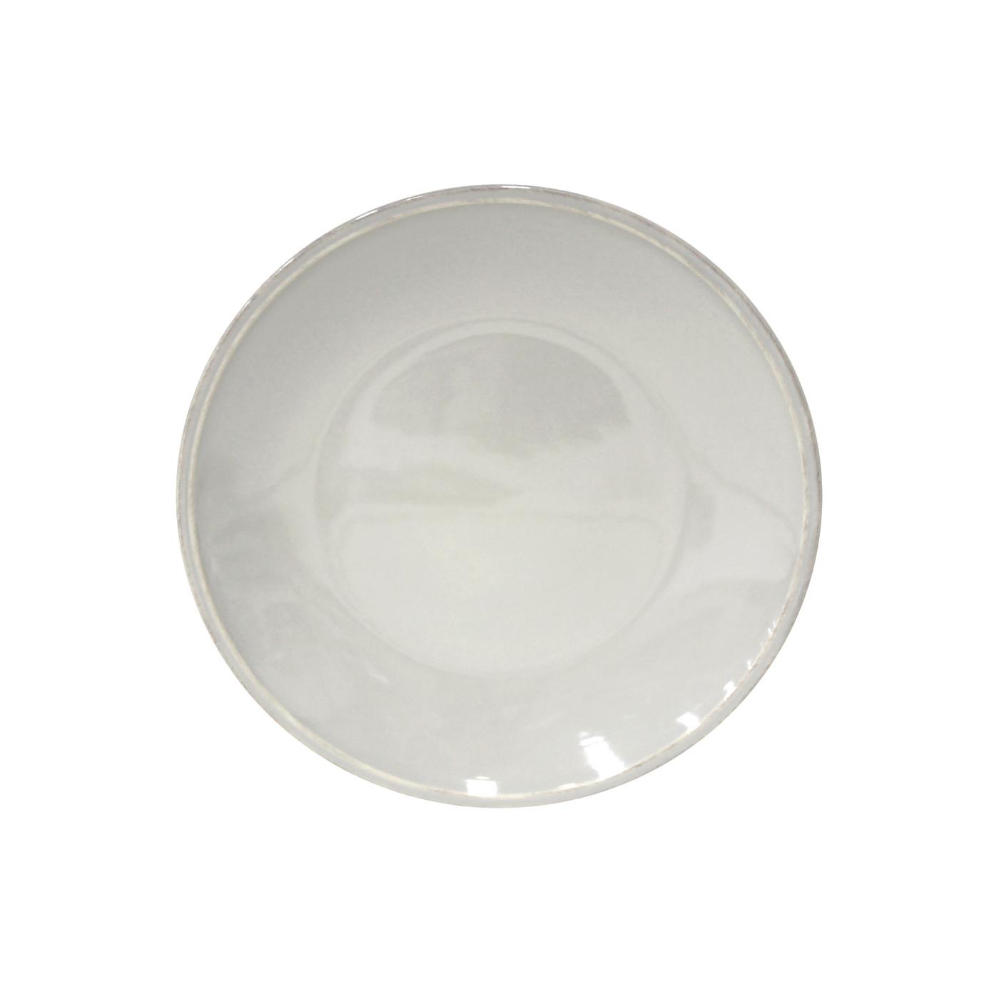 Costa Nova Friso Grey Dinner Plate, Set of 6