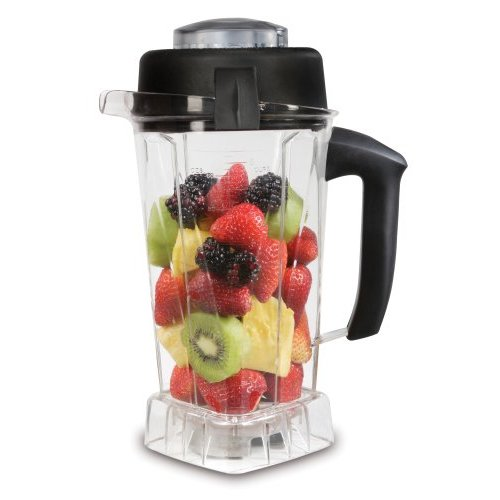 Vitamix Eastman Tritan Copolyester Container with Blades, 64 Ounce