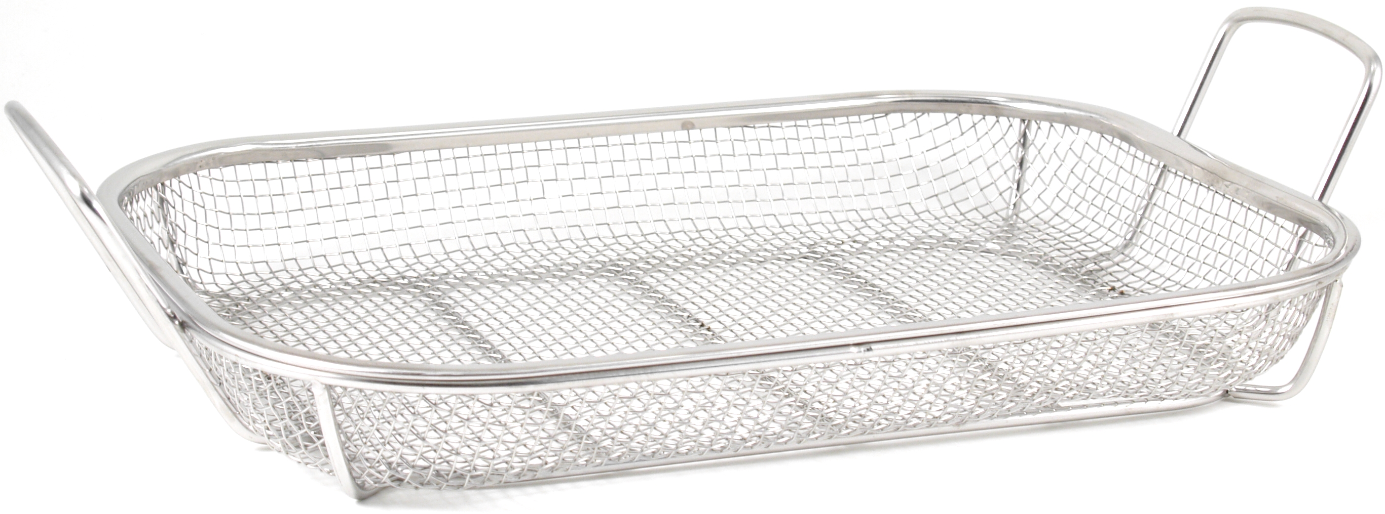 Maverick Stainless Steel Mesh Barbecue Roasting Pan