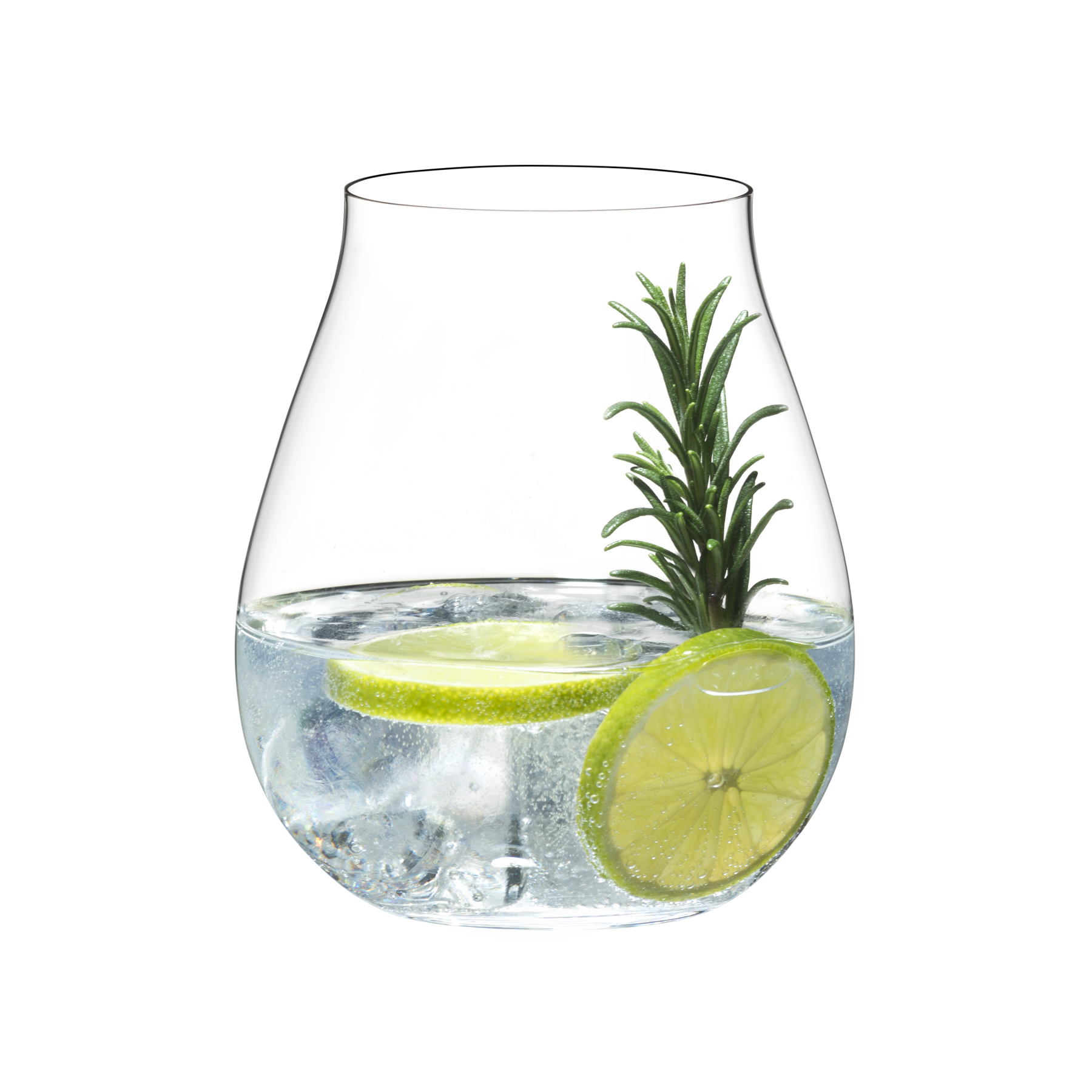 Riedel O Wine Crystal 26 Ounce Gin O'Clock Gin Tumbler, Set of 4