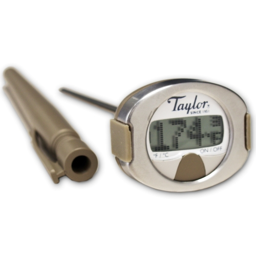 Taylor Digital Instant Read Kitchen Thermometer