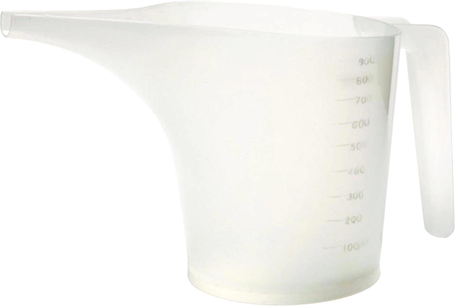 Norpro Measuring Funnel Cupcake Batter Dispensing Pitcher