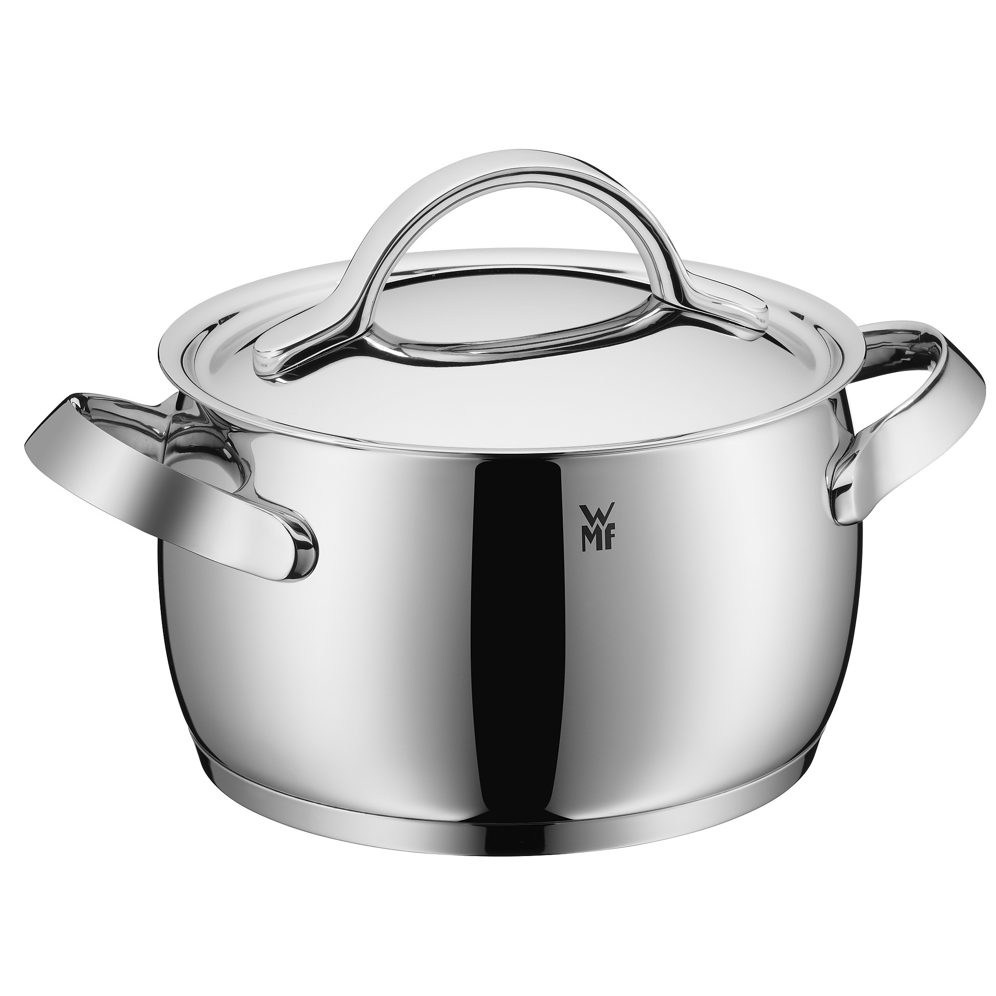 WMF Concento Stainless Steel 4 Quart Covered High Casserole