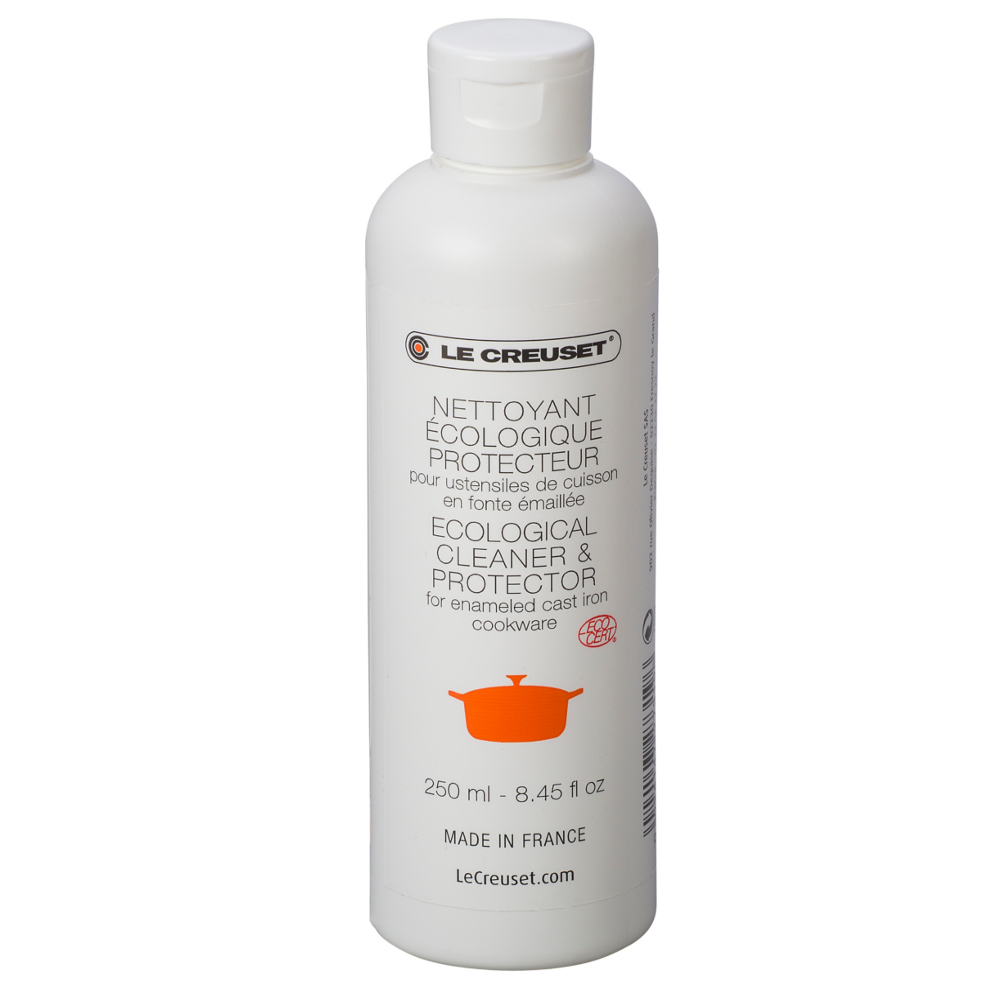 Le Creuset 8.5 Ounce Enameled Cast Iron Cleaner