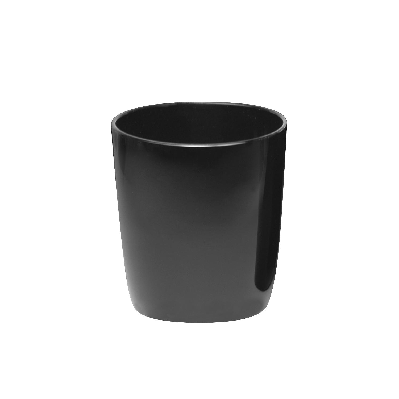 Artland Midnight Black 13 Ounce DOF Glass