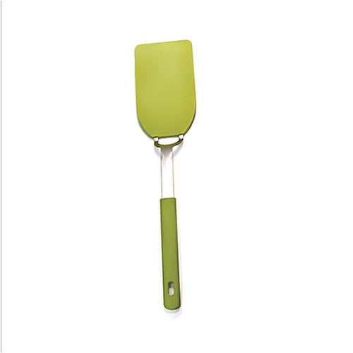 RSVP Green Nylon Non-Stick Small Flexible Spatula