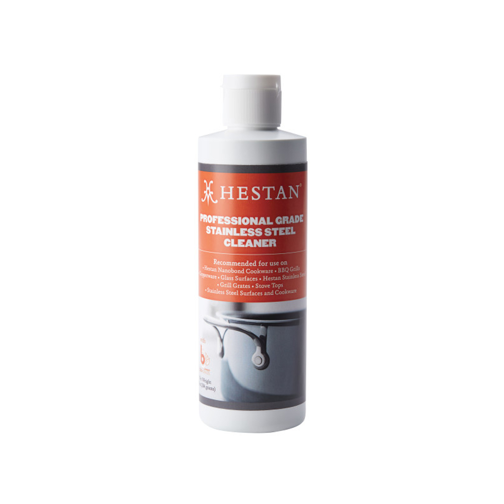 Hestan Non-Toxic Professional Grade Stainless Steel Cleaner 10 Ounce Bottle