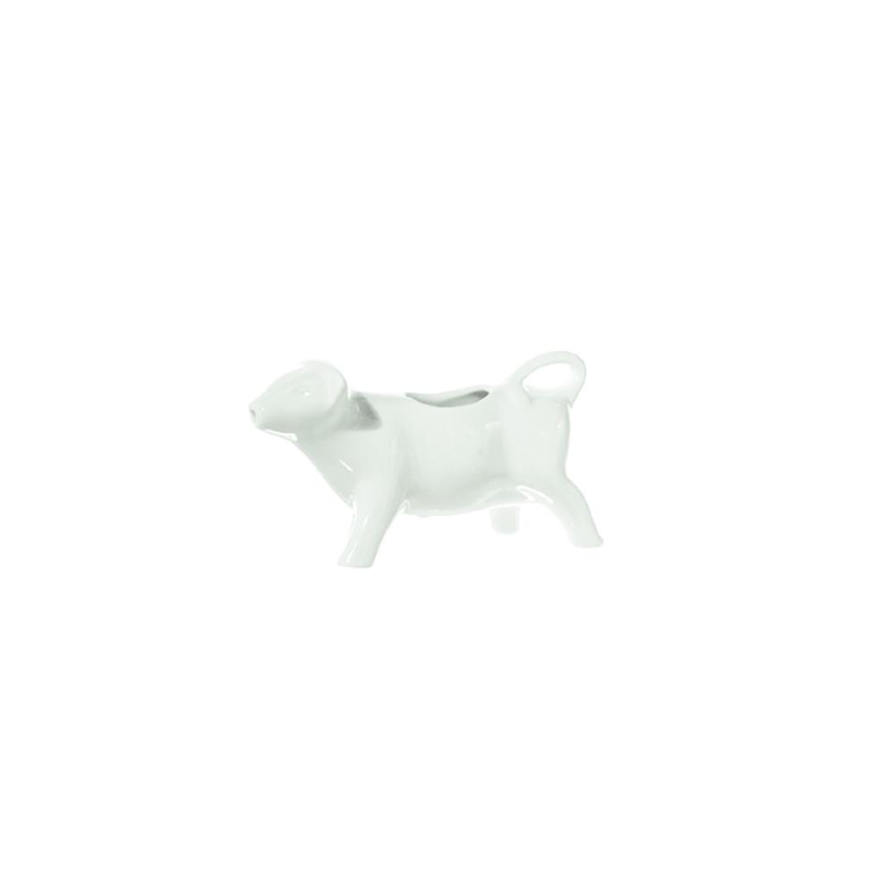 Fortessa Mucchine 6 Inch Cow Creamer, Set of 6