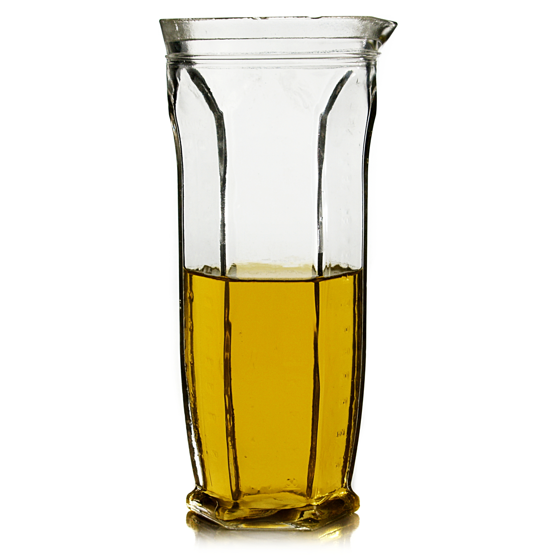 Italian Style Glass Measuring Jug, 26 Ounce