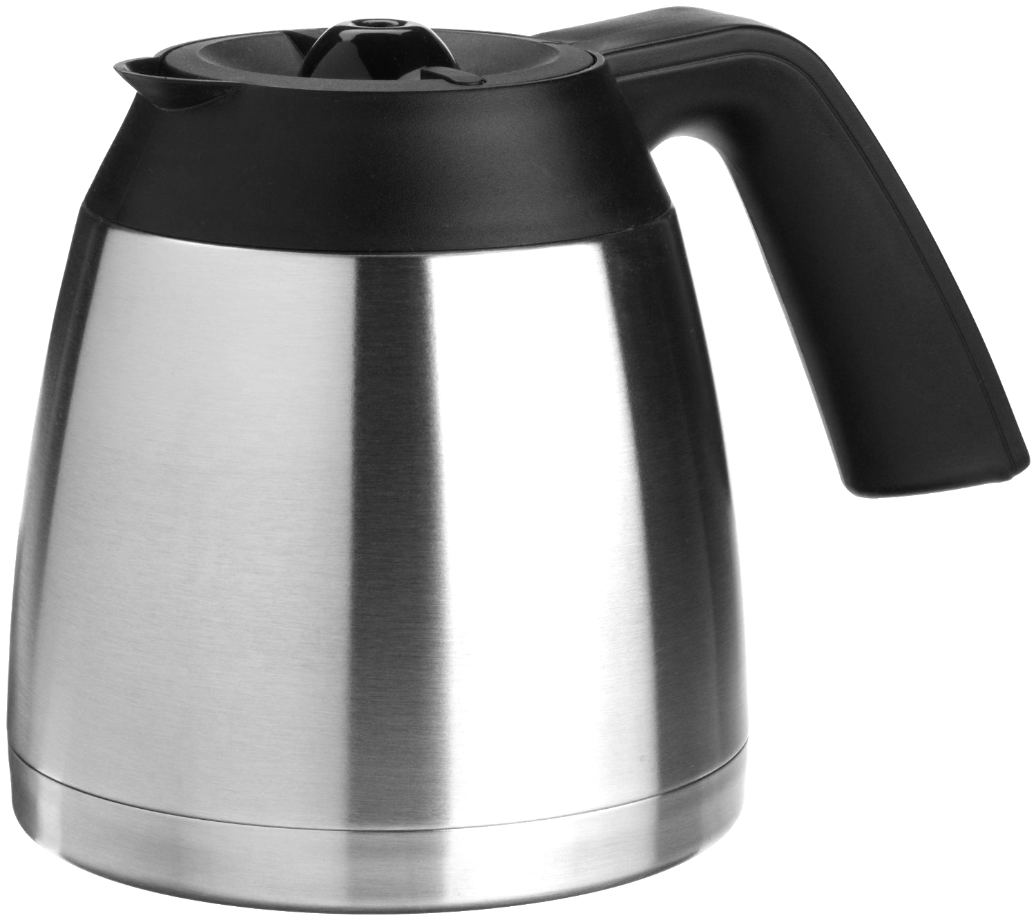 Capresso Thermal Double Wall Stainless Steel Carafe with Lid for MT600 Digital Coffee Maker, 10 Cup