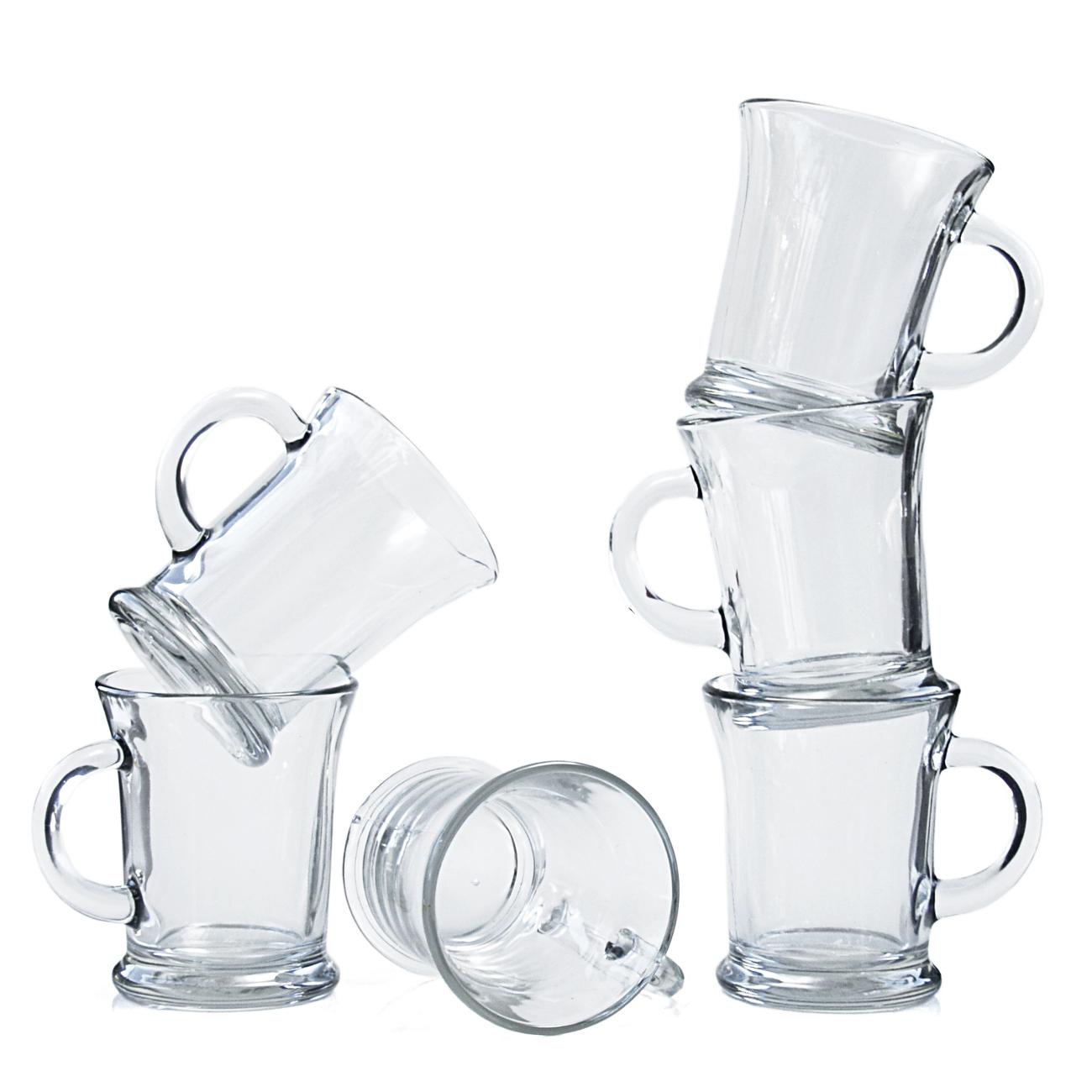 Anchor Hocking Glass 14 Ounce Mocha Mug