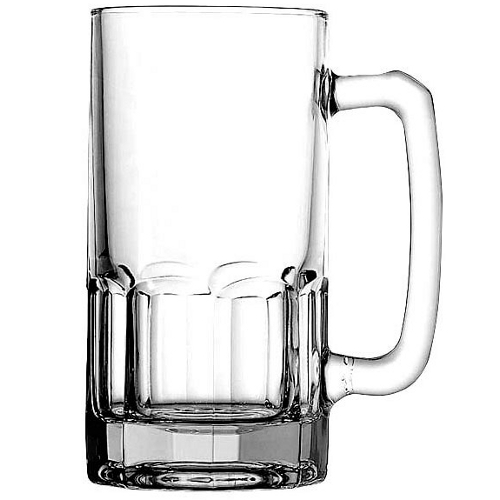 Anchor Hocking Glass 34 Ounce Beer Wagon Gusto Mug