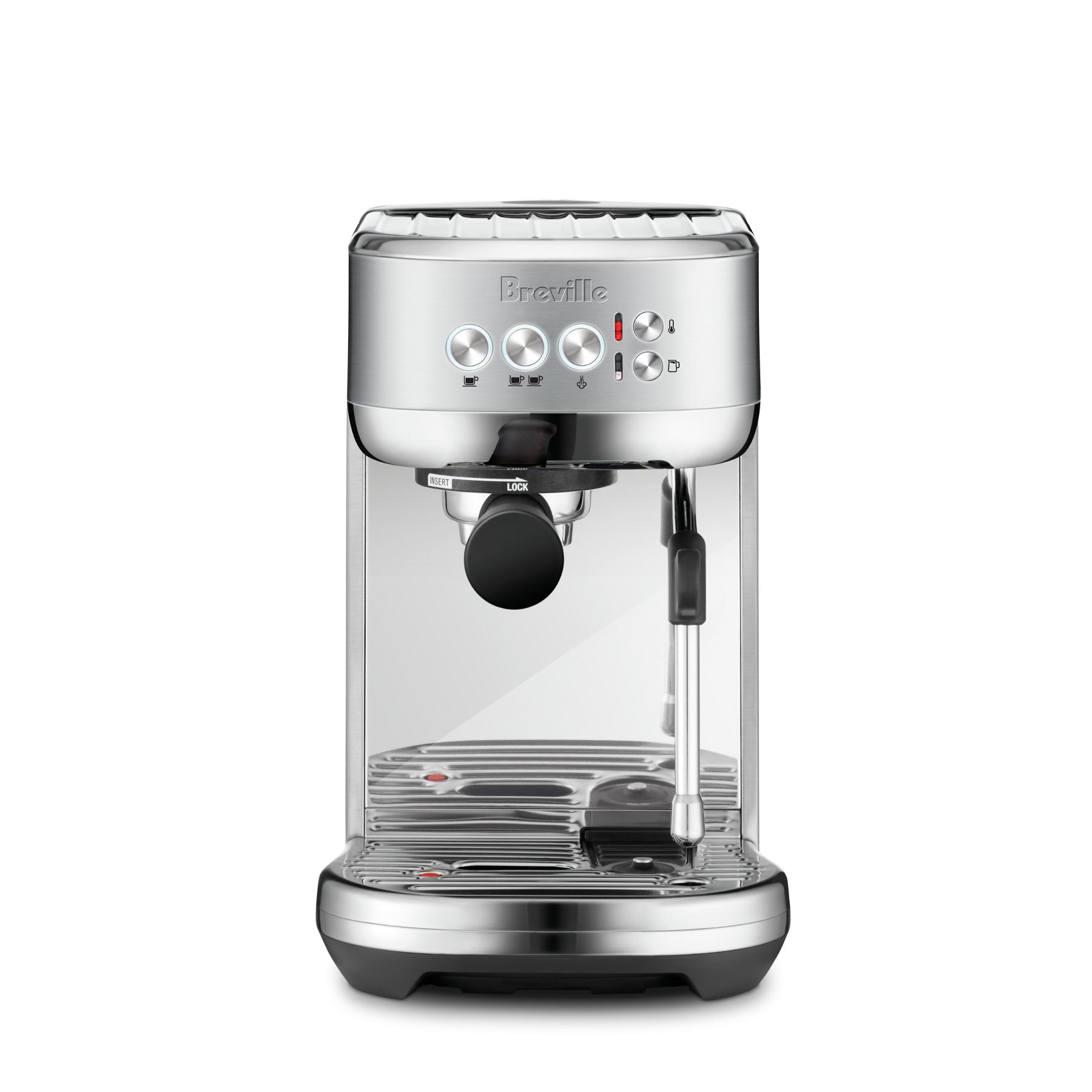 Breville the Bambino Plus Espresso and Latte Maker