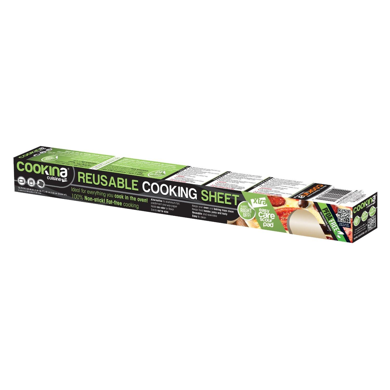 Cookina Cuisine XTRA Cooking Sheet