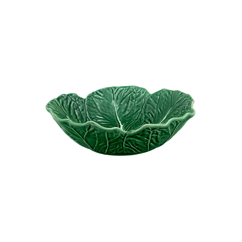 Bordallo Pinheiro Green Cabbage Bowl