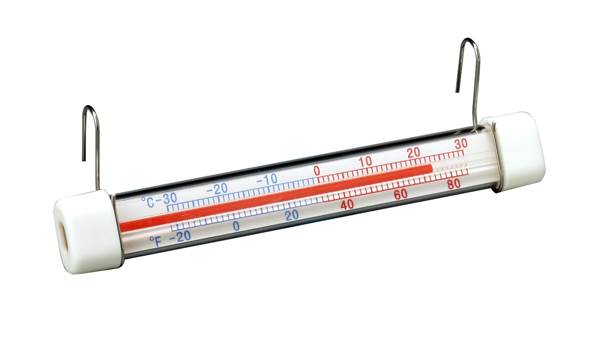 Taylor Small Classic Freezer & Refrigerator Thermometer
